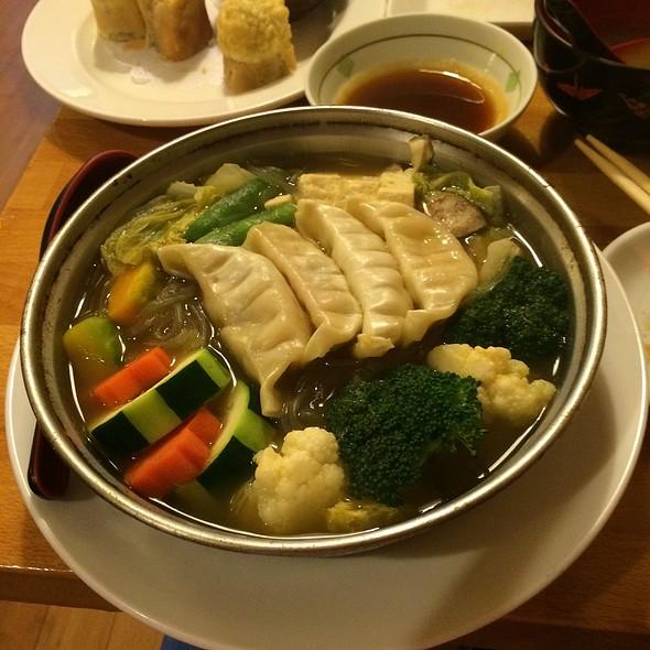 Cha Ya Vegetarian Japanese Restaurant Menu