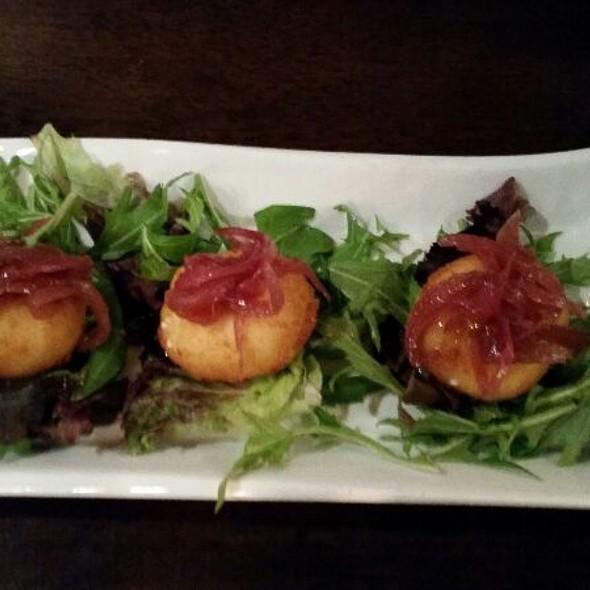 Goat Cheese Fritters - Ri Ra Irish Pub - Charlotte, Charlotte, NC
