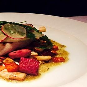 Swordfish With Sweet Potato Hash - High Cotton - Charleston, Charleston, SC
