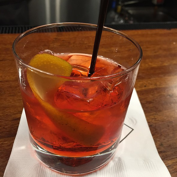 Negroni - Trestle on Tenth, New York, NY