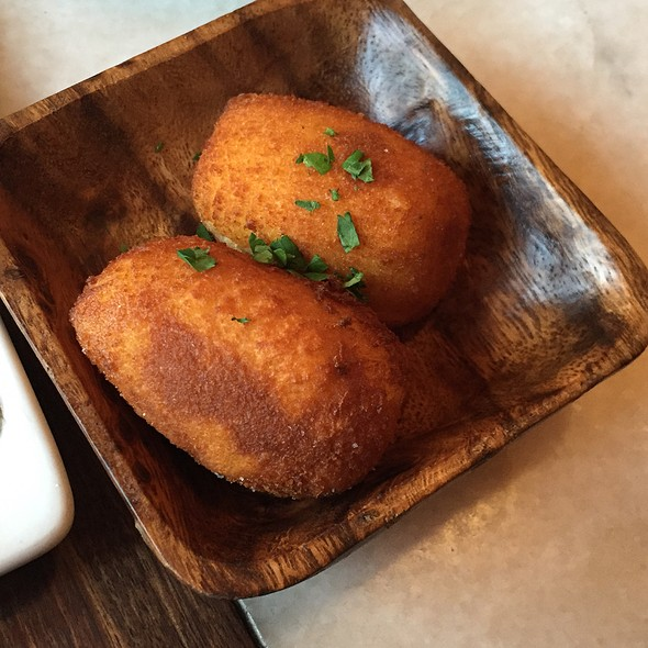 Ham and Manchego Cheese Croquettes - Tía Pol, New York, NY
