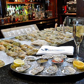 Oysters! - The Press Gang, Halifax, NS