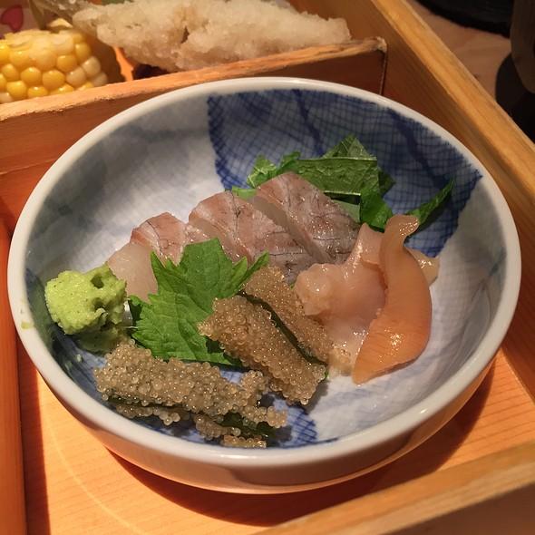 Bento Box Sashimi - NAOE, Miami, FL