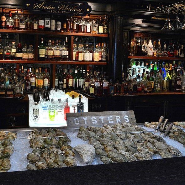 Oyster Bar - The Press Gang, Halifax, NS