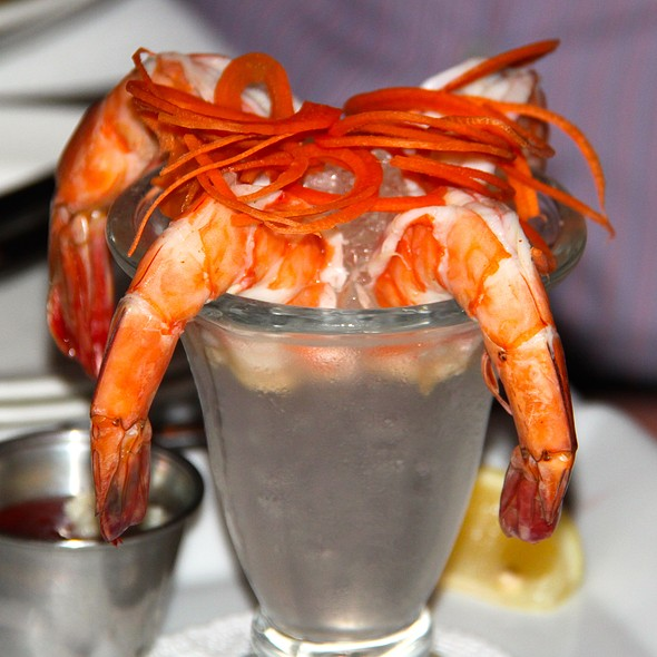 Shrimp Cocktail - Savannah Chop House, Laguna Niguel, CA