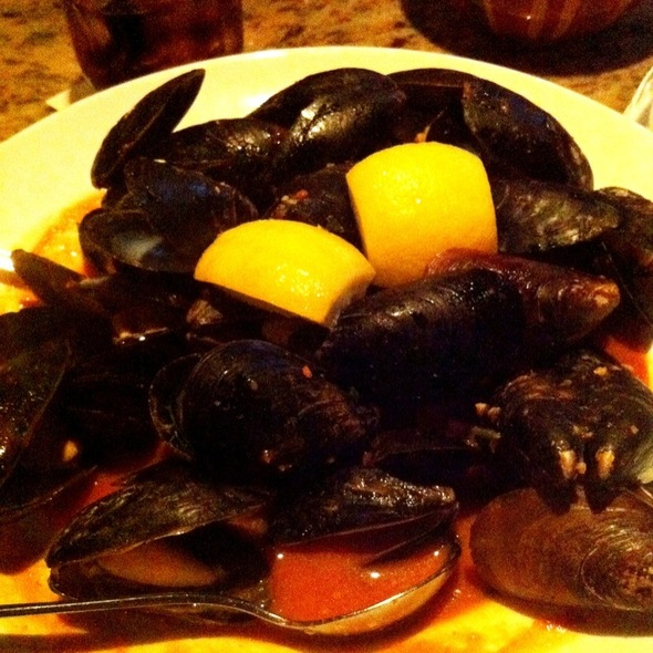 Tuscan Style Mussels - Bertoldi's Trattoria, London, ON