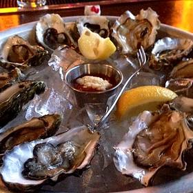 A Dozen Oysters - Enterprise Fish Co. - Santa Barbara, Santa Barbara, CA