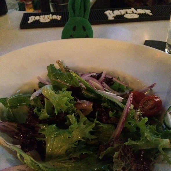 House Salad - AOA Bar & Grill, New York, NY
