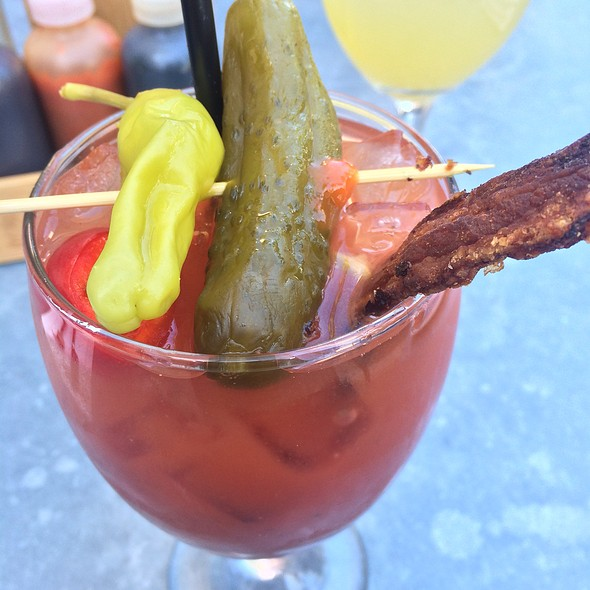 Bloody Mary - Kapow! Noodle Bar, Boca Raton, FL