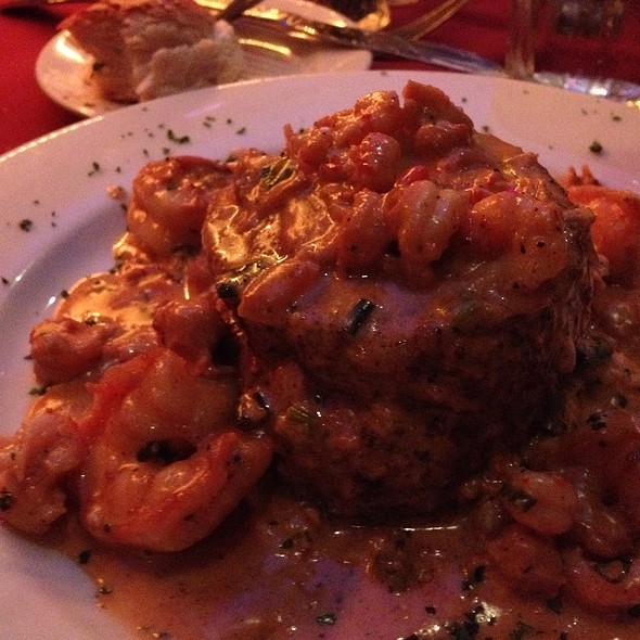 Seafood Medallions - Vincent's Italian Cuisine - Uptown New Orleans, New Orleans, LA