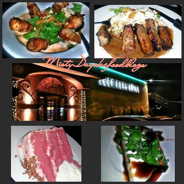 Peppercorn Crusted Steak - Deep Fork Grill, Oklahoma City, OK