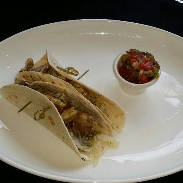 Mahi Mahi Fish Tacos - Tap Room - Hotel Bethlehem, Bethlehem, PA