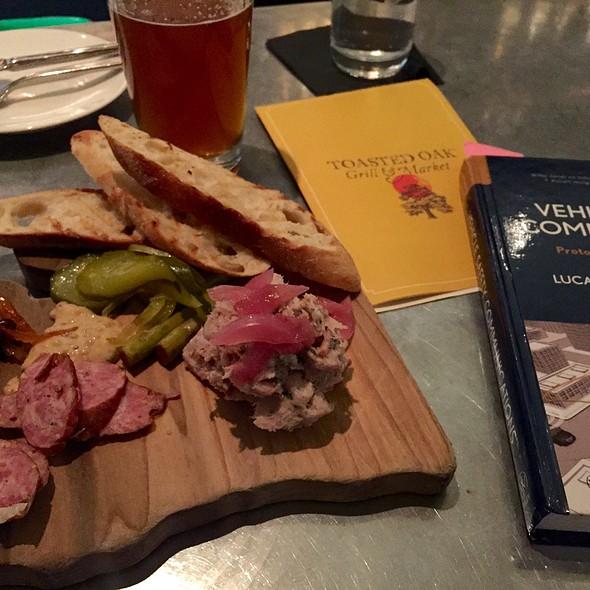 charcuterie - Toasted Oak Grill & Market, Novi, MI