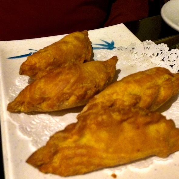 Curry Puffs - Belacan Grill, Tustin, CA