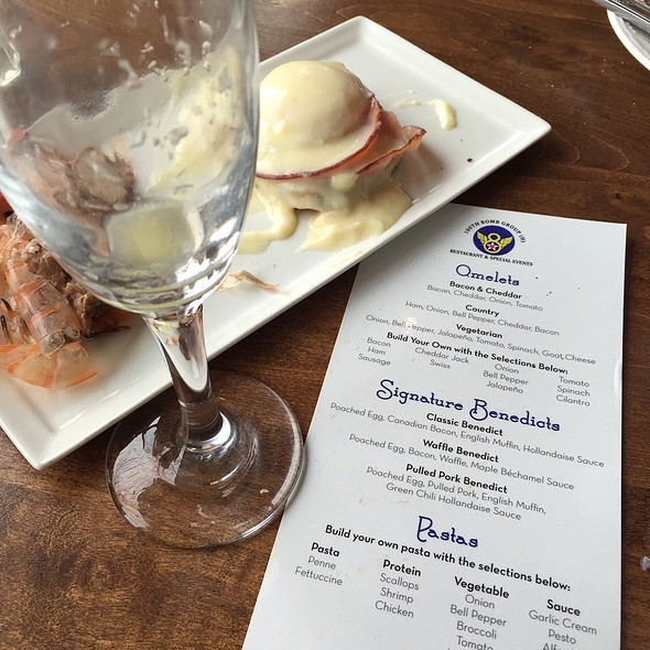 Brunch - 100th Bomb Group, Cleveland, OH