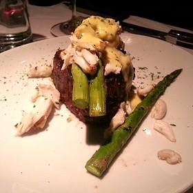 Filet Mignon - Fleming's Steakhouse - Tyson's Corner, Tysons Corner, VA