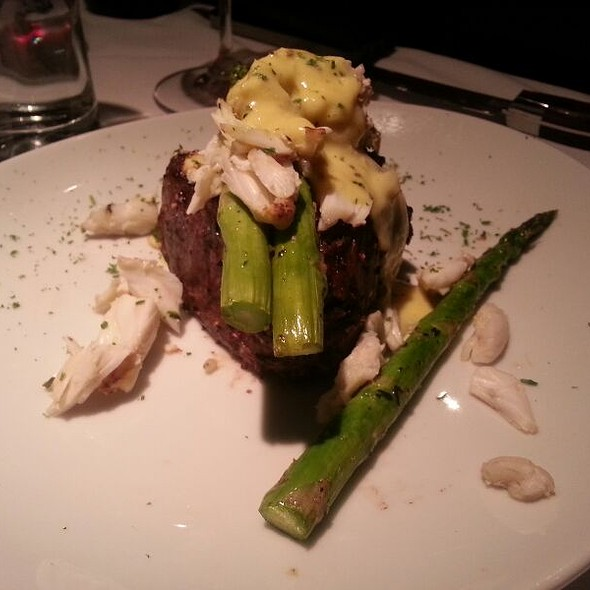 Filet Mignon - Fleming's Steakhouse - Tyson's Corner, Tysons Corner, VA