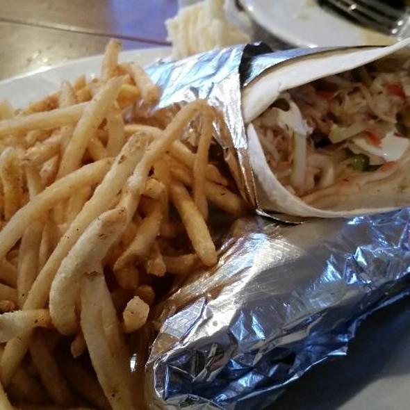 Blackened Shrimp Tacos - Blue Fish Grill, Flemington, NJ