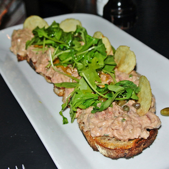 Tartare Tartine - Tartinery, New York, NY