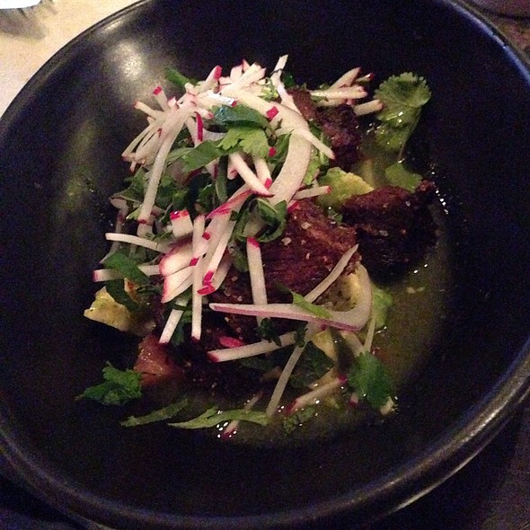 Crispy Beef Short Ribs - Girl & the Goat, Chicago, IL