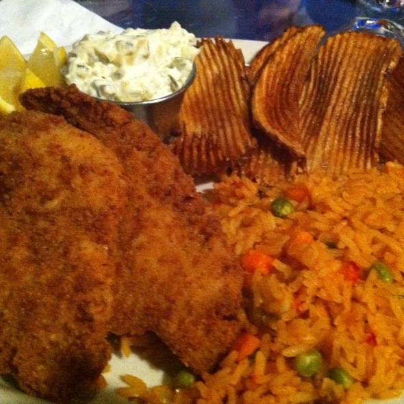 Filete de Pescado - La Calle Doce - Lakewood, Dallas, TX