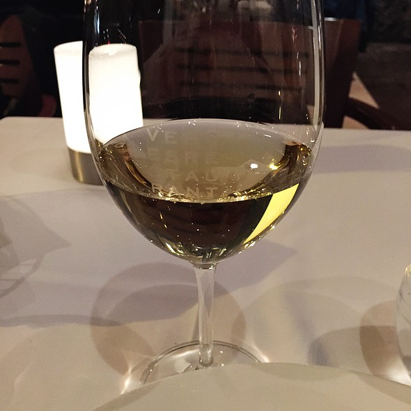 William Hill Central Coast Chardonnay - Verses Restaurant, Montréal, QC