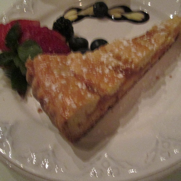Crostata - Coppi Ristorante, Toronto, ON