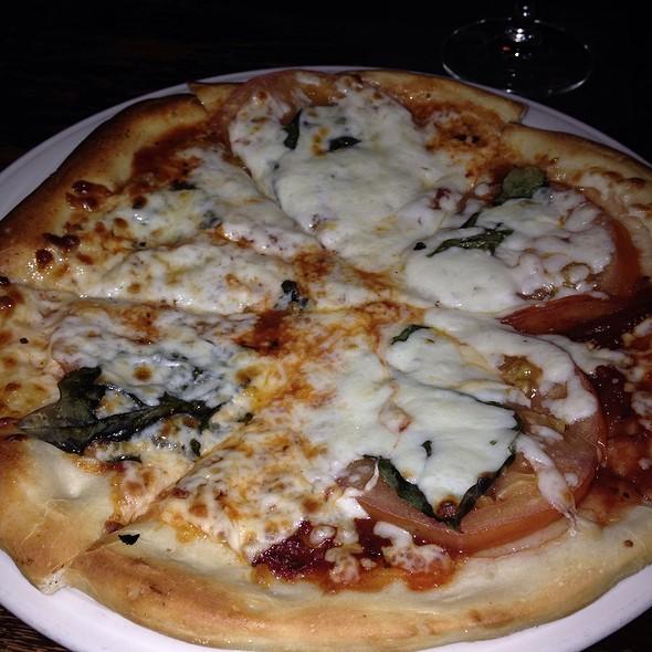 Margherita Flat Bread - Dusty's Wine Bar, Okemos, MI