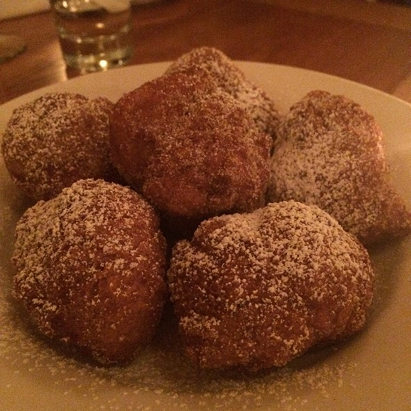 Beignets - Craftsman Restaurant, Minneapolis, MN