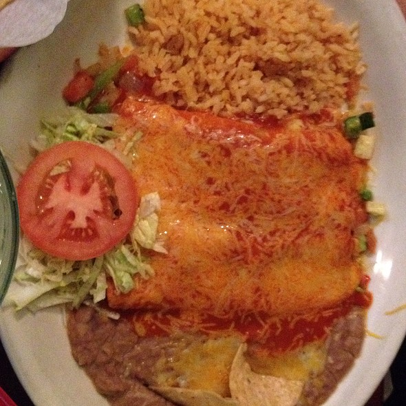 La Perlita Mexican Food Palm Springs Ca Menu