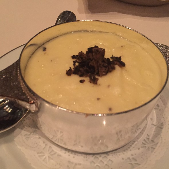 Truffled Mashed Potatoes - Prime - Bellagio Hotel, Las Vegas, NV