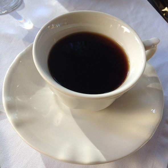 Coffee - Hacienda Xcanatun-Casa de Piedra, Merida, YUC