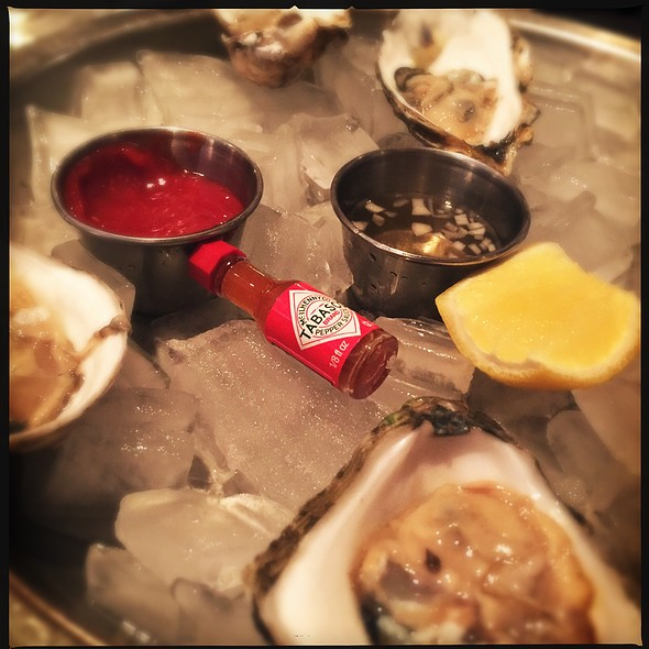 Oysters - Matt's Red Rooster Grill, Flemington, NJ