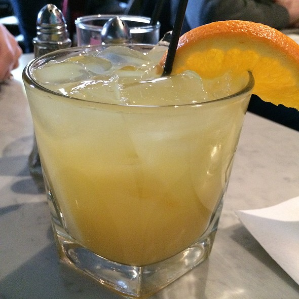 Screwdriver - The Knick, Milwaukee, WI