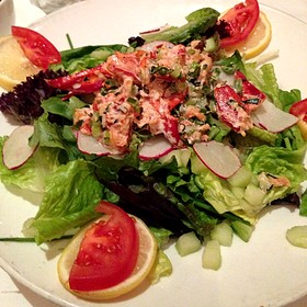 Lobster Salad - The Capital Grille - Pittsburgh, Pittsburgh, PA