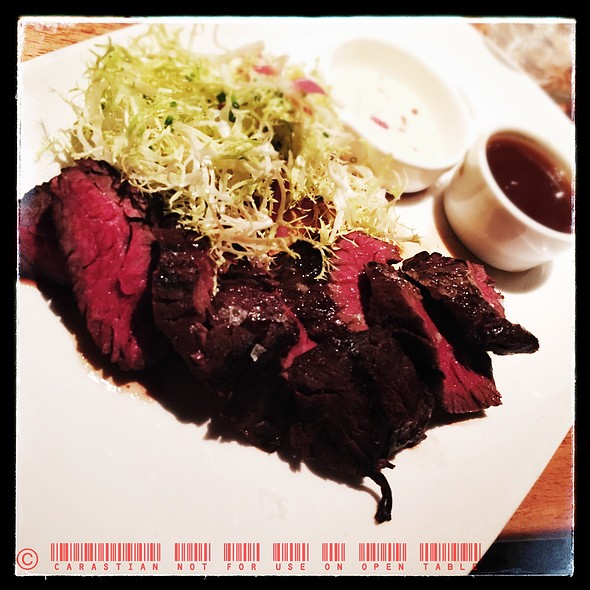 Hanger Steak - The Columbia Firehouse, Alexandria, VA