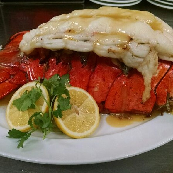 Colossal Lobster Tail - Austin's Steakhouse - Texas Station Gambling Hall & Hotel, Las Vegas, NV
