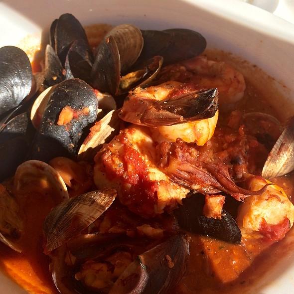 Seafood Soup - MiraMare, Naples, FL