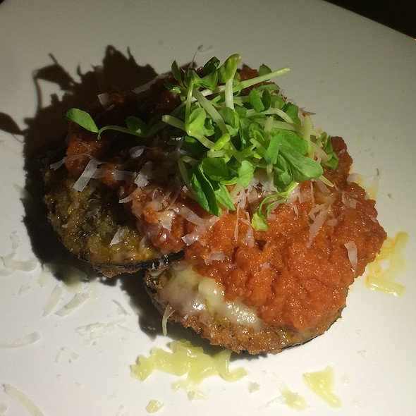 Eggplant Parmigiana - Wine Bar - Toronto, Toronto, ON
