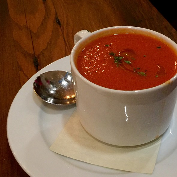 Tomato Soup - tesori, Chicago, IL