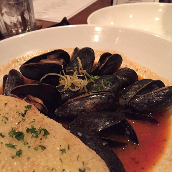 Mussels In Spicy Tomato Broth - Bisetti's Ristorante, Fort Collins, CO