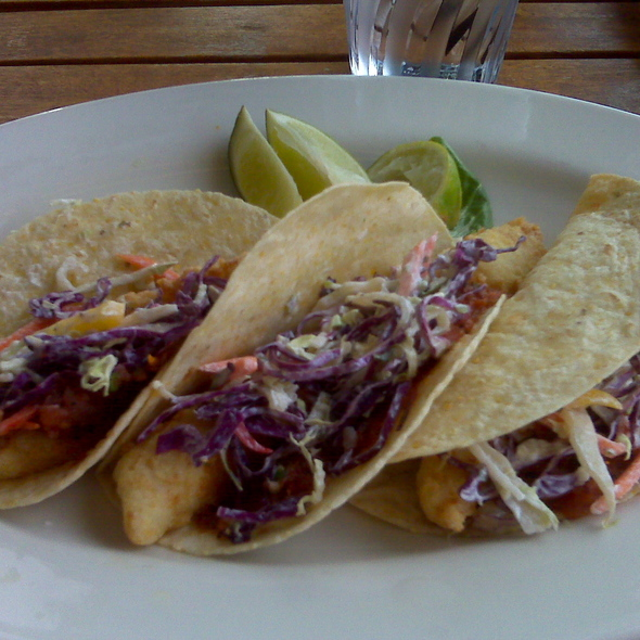 fish tacos - Savoy Bar and Grill Albuquerque, Albuquerque, NM