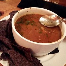 Tortilla Soup - Chandler's a Restaurant, Petoskey, MI
