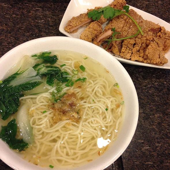 Liang S Kitchen Cupertino Menu