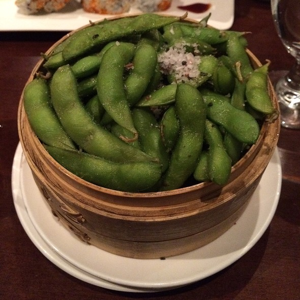 edamame - Feng Asian Bistro and Lounge, Millbury, MA