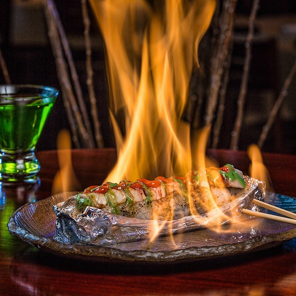 Phoenix Roll - Kotta Sushi Lounge - Dallas, Frisco, TX