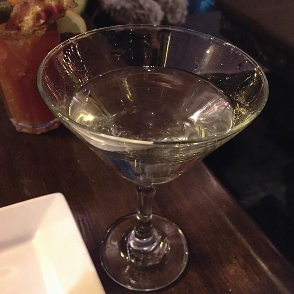 Gin Martini - Rasoï, Montréal, QC
