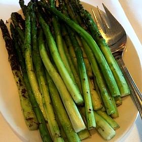 Grilled Asparagus - 801 Chophouse - St. Louis, Clayton, MO