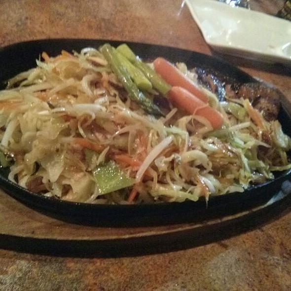 Teriyaki Beef - Waraji Restaurant, Raleigh, NC
