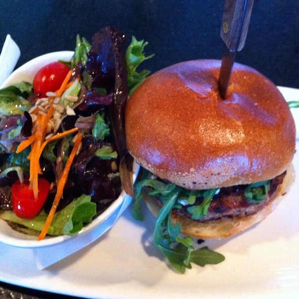 Turkey Burger - Borealis Grille & Bar - Kitchener, Kitchener, ON